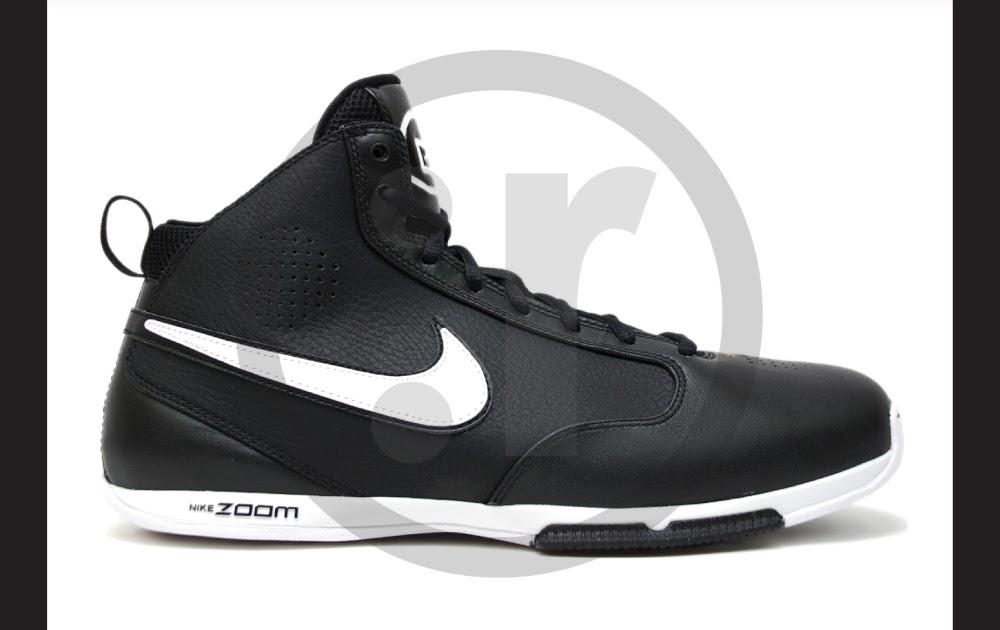 new product c92da f911d rmkstore  Nike Zoom BB III 3 Black White 367189-011