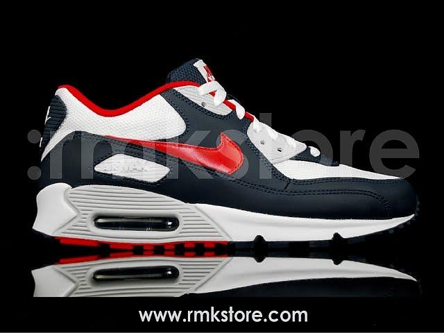 579fdb70451d Nike Air Max 90 Omega Pack Athletics Light Charcoal Liquid Lime   Obsidian  Red