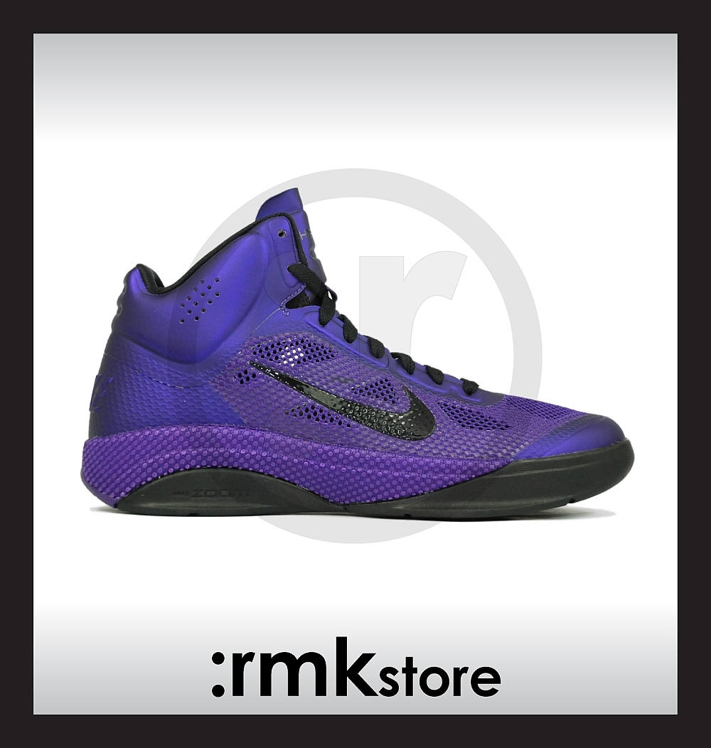 best website 81b5d 11d2b Nike Zoom Hyperfuse XDR Club Purple 415138-500