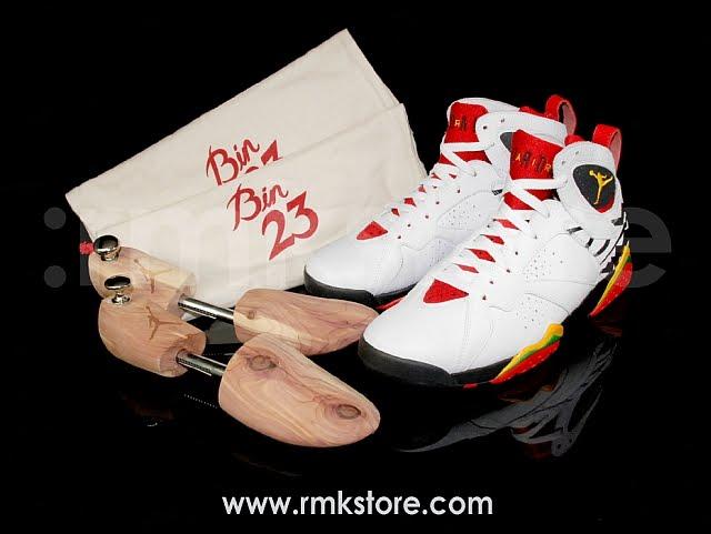 Nike Air Jordan 7 Retro Bin 23 Collection b5c0ee7e5bf8