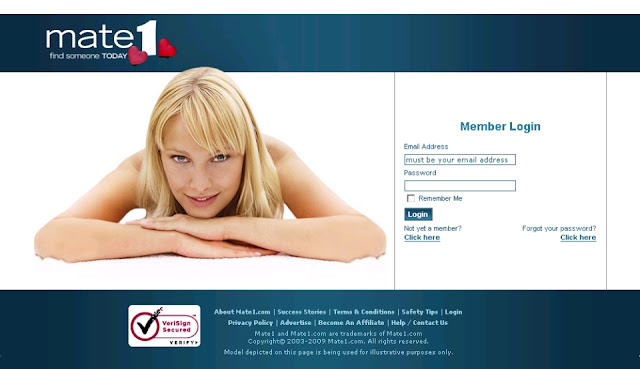 Mate1 site profiles online dating