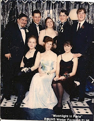 Tina Winter Formal 1995