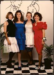Melissa Prom 1989