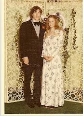 Kathy Prom 1974