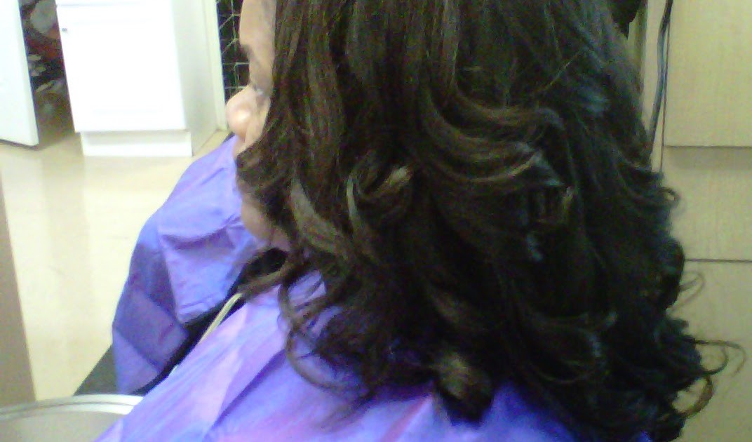 PhenomenalhairCare: Long, Fine, Relaxed, Overcurly Hair