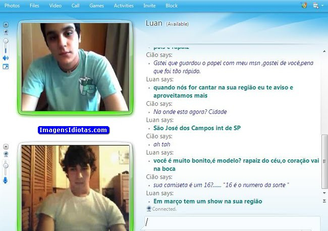 gay webcam chat