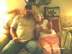 Pawpa and Grandma Evans