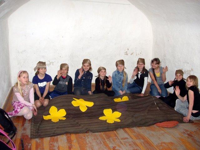 Meie trupp 2008. aasta kevadel