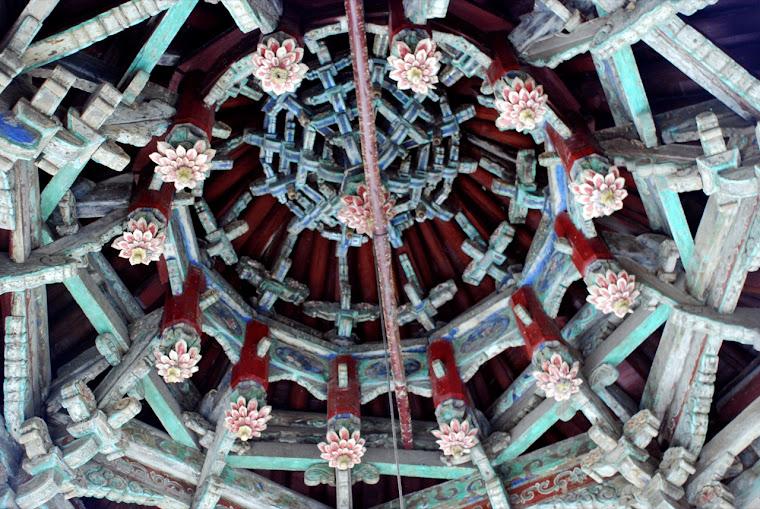 Siling Masjid Xian dari Dinasti Tang