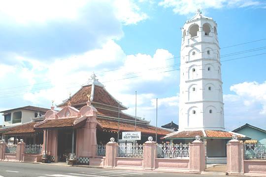Masjid Tengkera@Tanquerah, Melaka