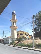 Masjid Phattalung, Selatan Thailand.