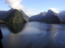 Lago - Nova Zelândia