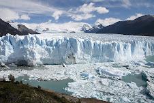 Geleira na Patagônia - Argentina