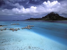 Ilha de Bora-Bora - Polinésia Francesa