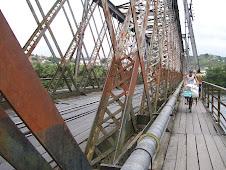 Ponte entre Cachoeira e São Félix/BA