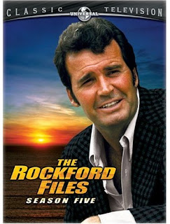 Dvd Review The Rockford Files Season Five Crimespree Magazine