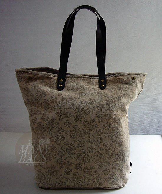 10bae629ce77 Miu Miu Vintage Fabric Tote (SOLD)
