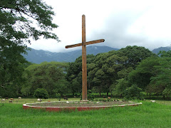The Cross at Rancho El Paraiso
