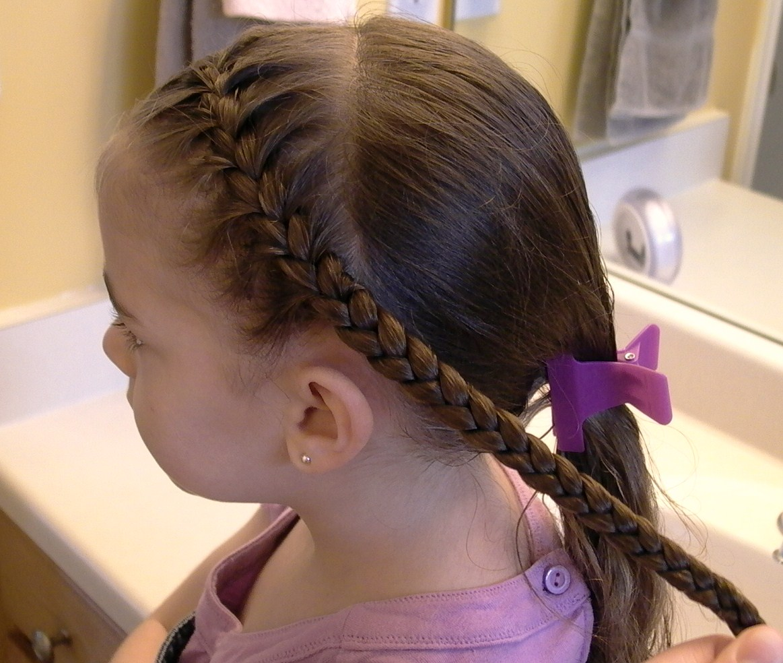 Astonishing Pretty Hair Is Fun Girls Hairstyle Tutorials Little Girl39S Short Hairstyles For Black Women Fulllsitofus