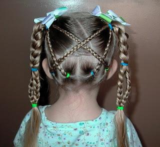 Phenomenal Pretty Hair Is Fun Girls Hairstyle Tutorials Little Girl39S Short Hairstyles Gunalazisus
