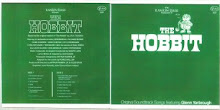 THE HOBBIT SOUNDTRACK CD with sheet music