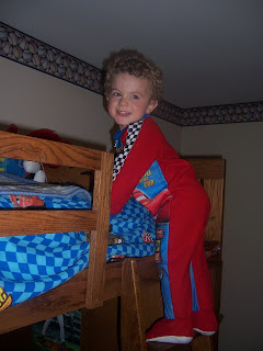 The Fratts Potty Training and Big Boy Bed