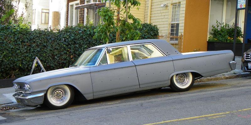 on 1963 Buick Lesabre 4 Door