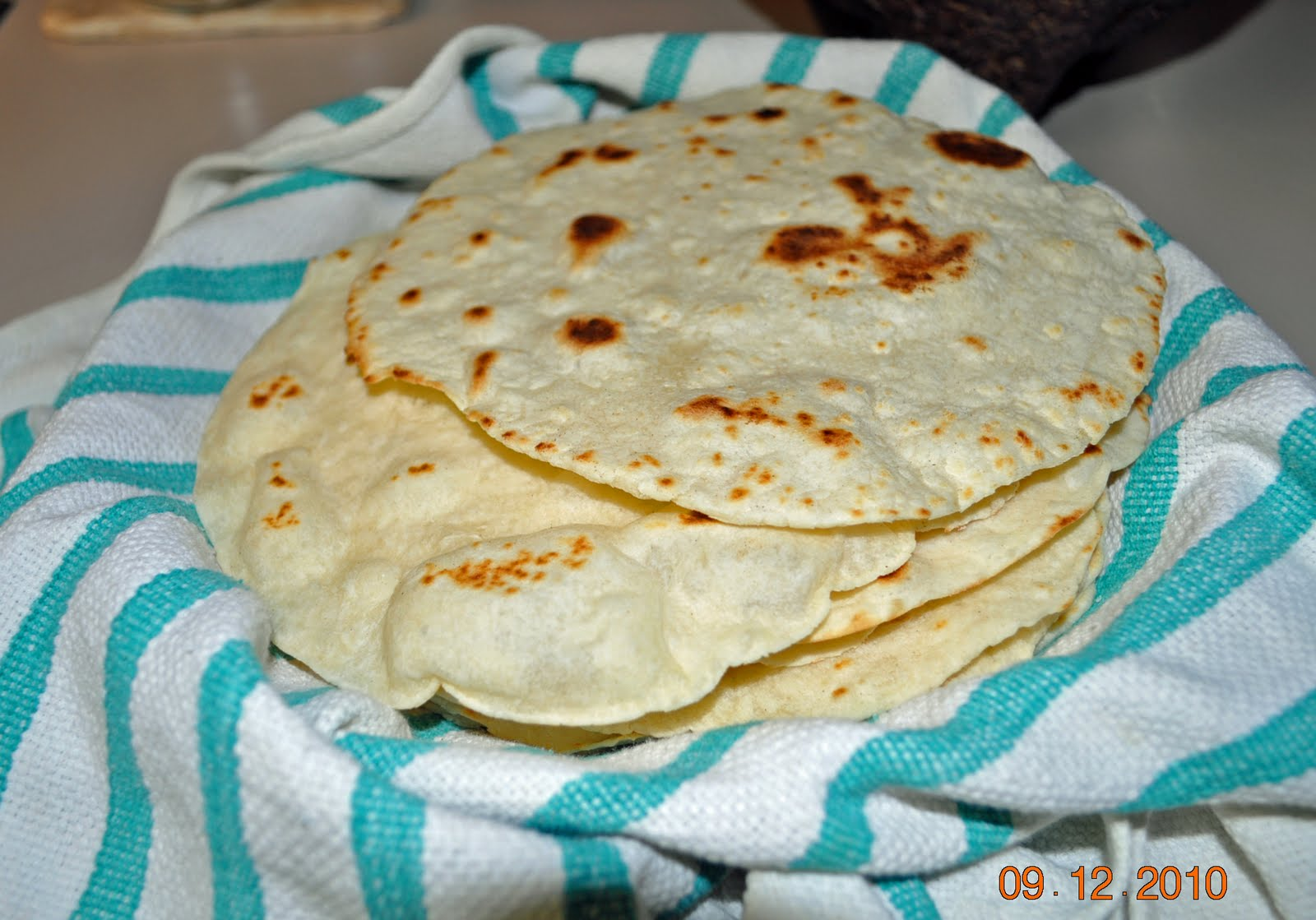 My Cocina My Kitchen Authentic Homemade Flour Tortillas