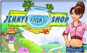 تحميل لعبة Jennys Fish Shop