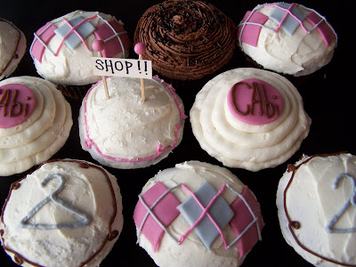 Cabi Fashions Party on Cabi Clothing Cupcakes