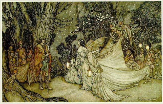 Oberon und Titania