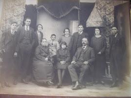 Familia Galloso - Rojas
