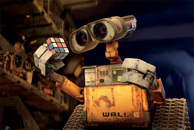 Pixar, Wall-E and Rubber Soul