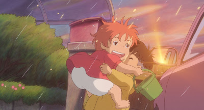 Ponyo Opens in Australia Today