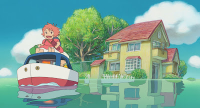 Review: Ponyo on a Cliff by the Sea