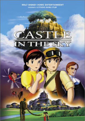 Castle in the Sky DVD