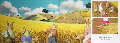 Hayao Miyazaki Short Films: Mr. Dough and the Egg Princess
