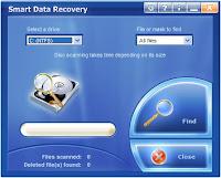 data1 Smart Data Recovery: Português