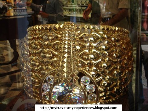 My Travels My Experiences The World Famous Dubai Gold Souq