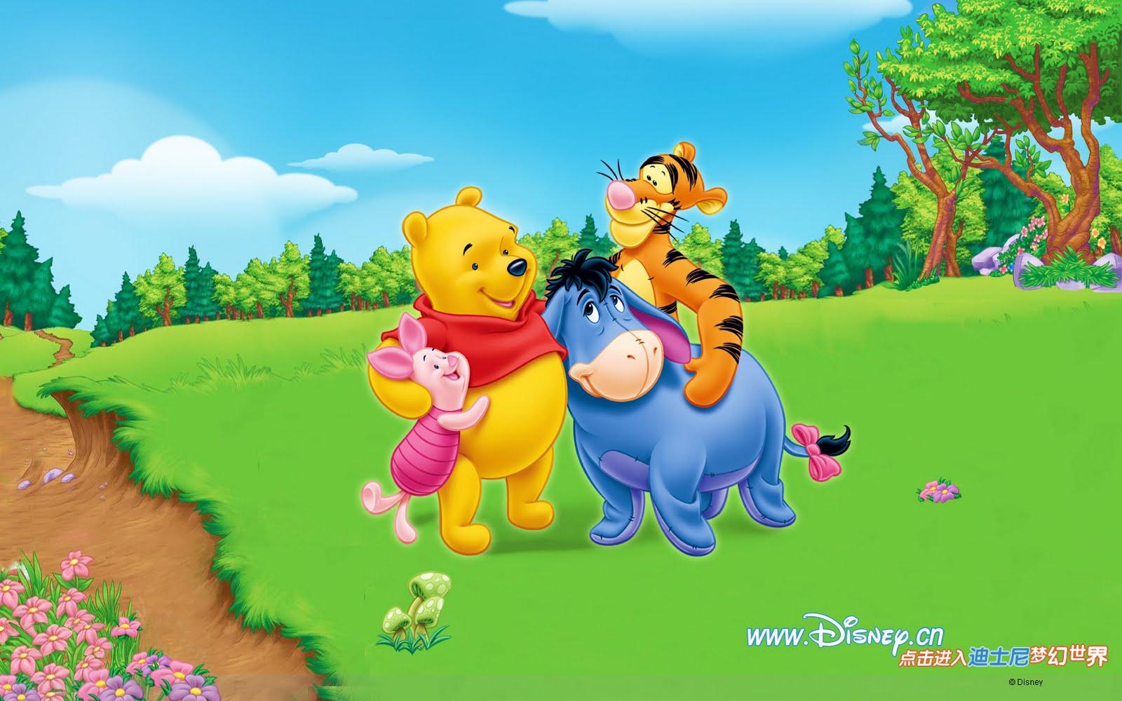 Imagenes De Winnie Pooh De Amor