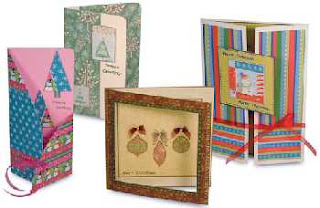 a range of Christmas Cards