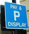 a Pay & Display sign