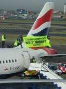 the Heathrow Protestors