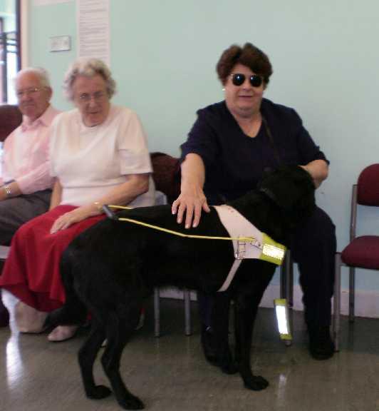 Inca Dog Training