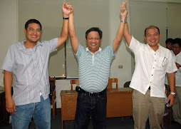 Gov. Migs and Vice Gov. Steve