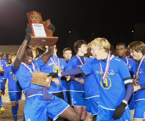Motz Notes: Congratulations Henry Clay ~ Soccer Champions!