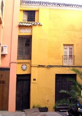 M laga en verde el ayuntamiento derriba la casa taller del escultor pedro de mena - Casas de embargo malaga ...