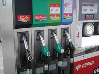 Gasolina pa los niños