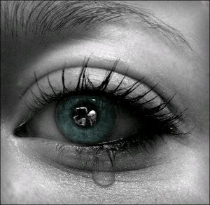 Tears in your eyes!!! by Shymaa