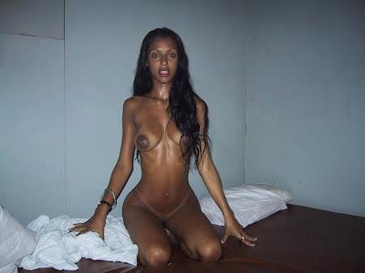 Nude black beauties Mega Busty